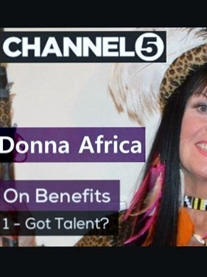 Donna Africa on TV in Channel 5 Documentary